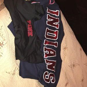 Pink Cleveland Indians set